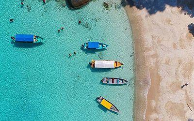 Duiken bij de Perhentian eilanden