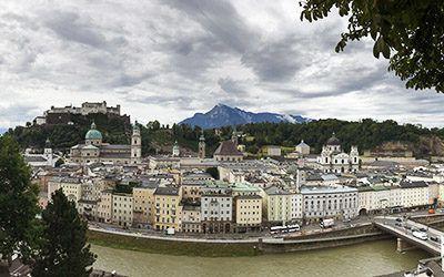 Stedentrip naar Salzburg, de geboorteplaats van Mozart