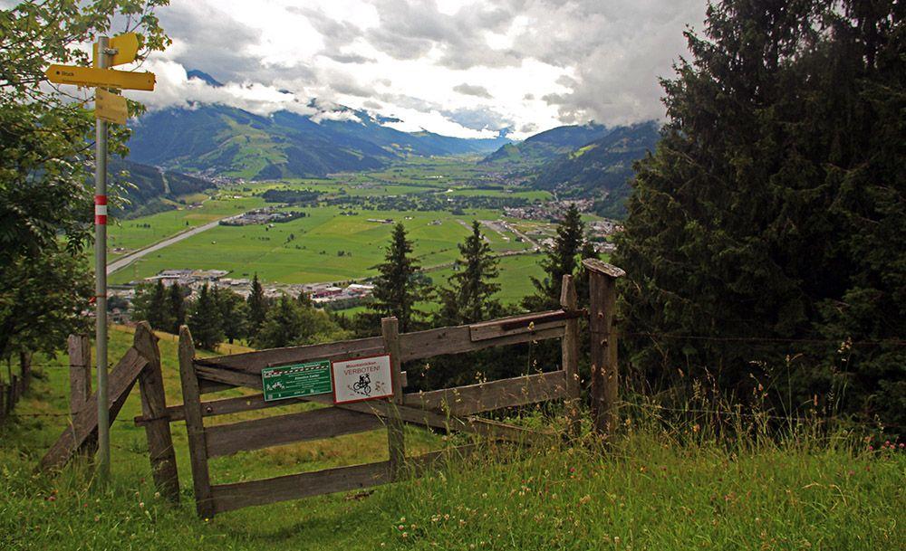 Piesendorf, Salzburgerland, Oostenrijk