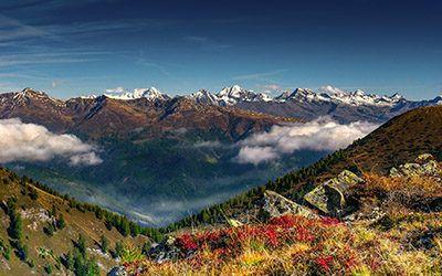 Genieten van de zomer in het bergachtige Salzburgerland