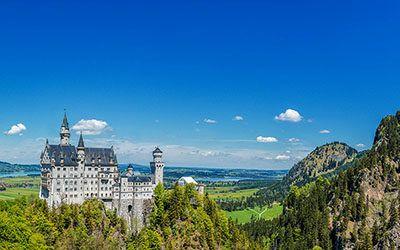 Bezoek aan Neuschwanstein bij het betoverende Füssen