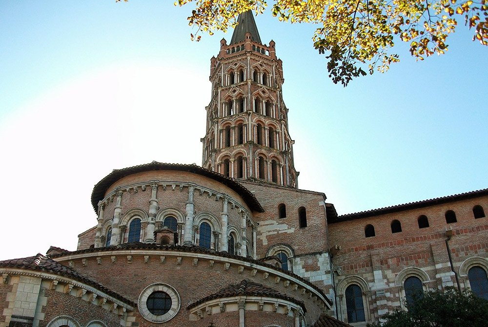 Kerk in Toulouse