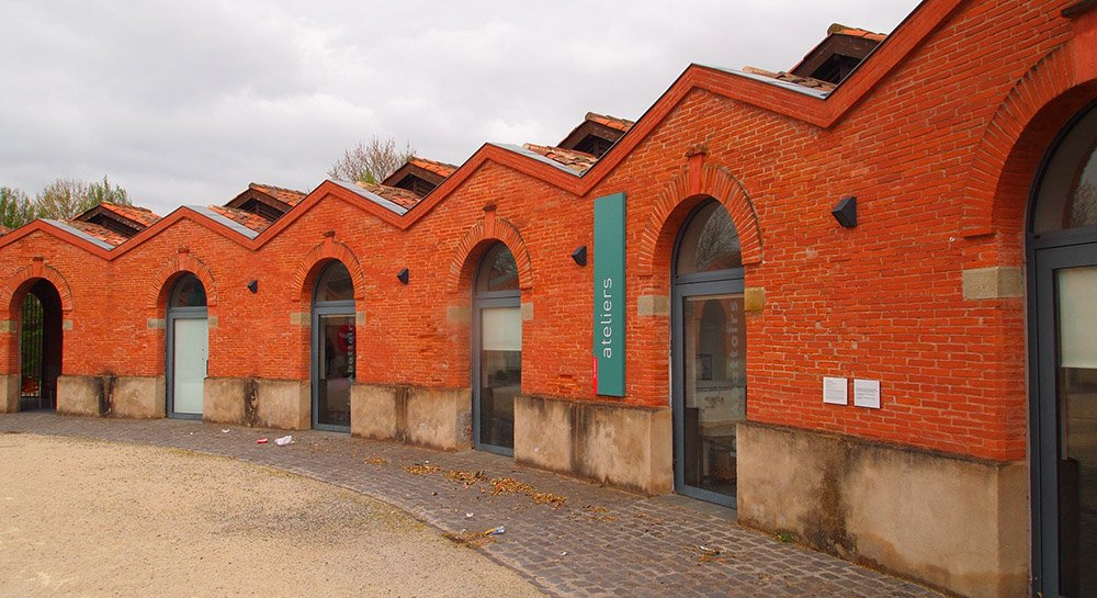 Museum Les Abattoires in Toulouse