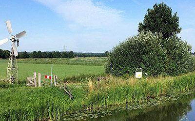 Fietsroute langs de Utrechtse Heuvelrug en Gelderse Vallei