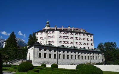 Slot Ambras, dé bezienswaardigheid van Innsbruck