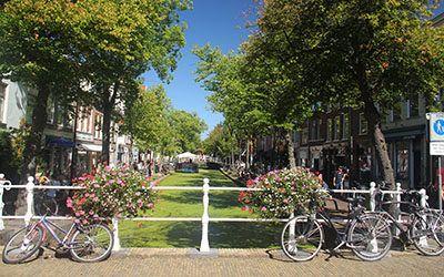 Stedentrip naar Delft, stad van Oranje