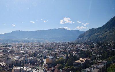 Bolzano, toegangspoort tot de Dolomieten
