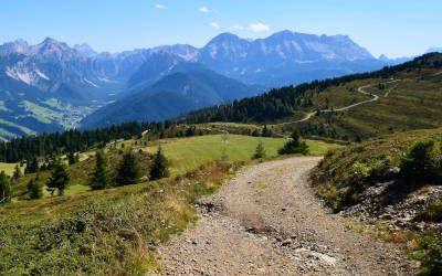 Huttentocht in de Dolomieten: de fantastische Dolorama