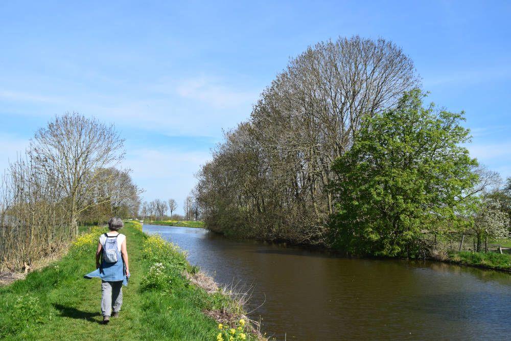 Wandelen bij Oudewater