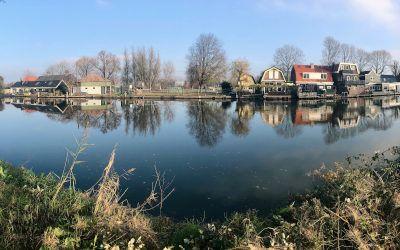 Rondje Gaasperplas: wandelen langs verrassende plekjes