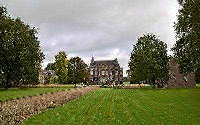 Wandeling bij Doorn: landgoederen en Kromme Rijn
