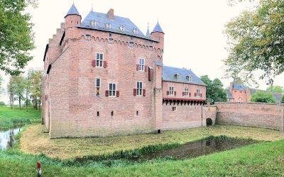 Herfstwandeling bij Wolfheze naar kasteel Doorwerth