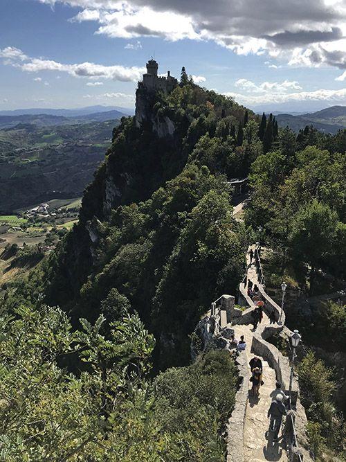 San Marino - Cesta (De La Fratta)
