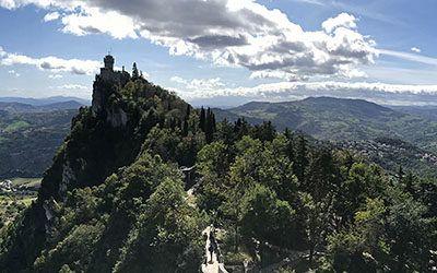 Bezoek aan San Marino, de oudste republiek ter wereld