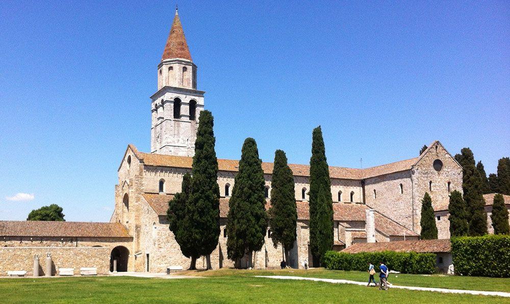 Aquileia, Italië