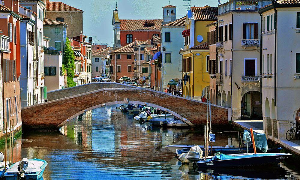 Chioggia, Italië