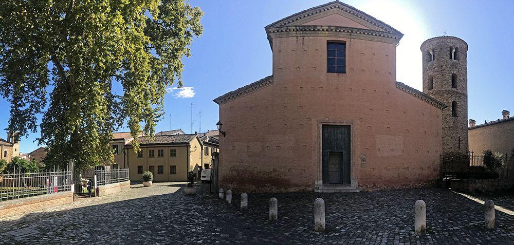Ravenna, Italië