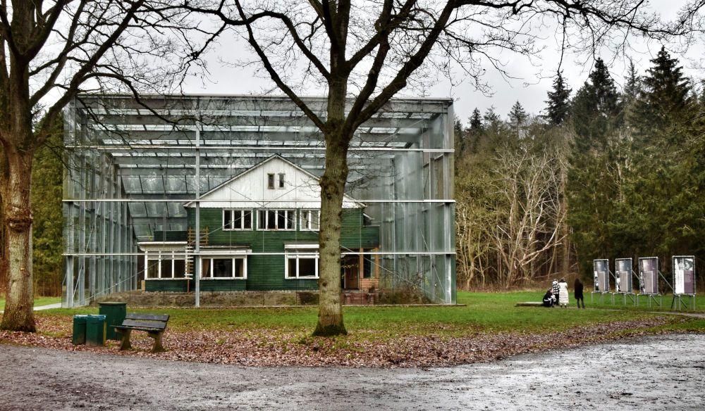Commandantshuis in Kamp Westerbork, Drenthe