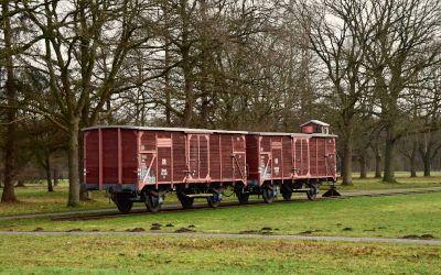 Kamp Westerbork mag je in Drenthe niet overslaan