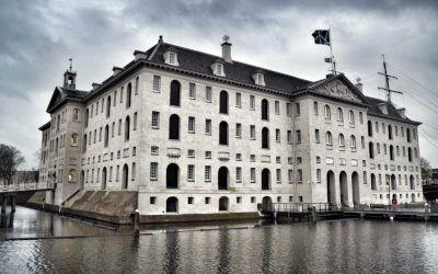 Themawandeling maritiem verleden van Amsterdam