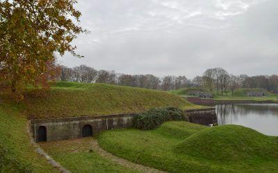Trage Tocht naar Naarden Vesting: stad én natuur