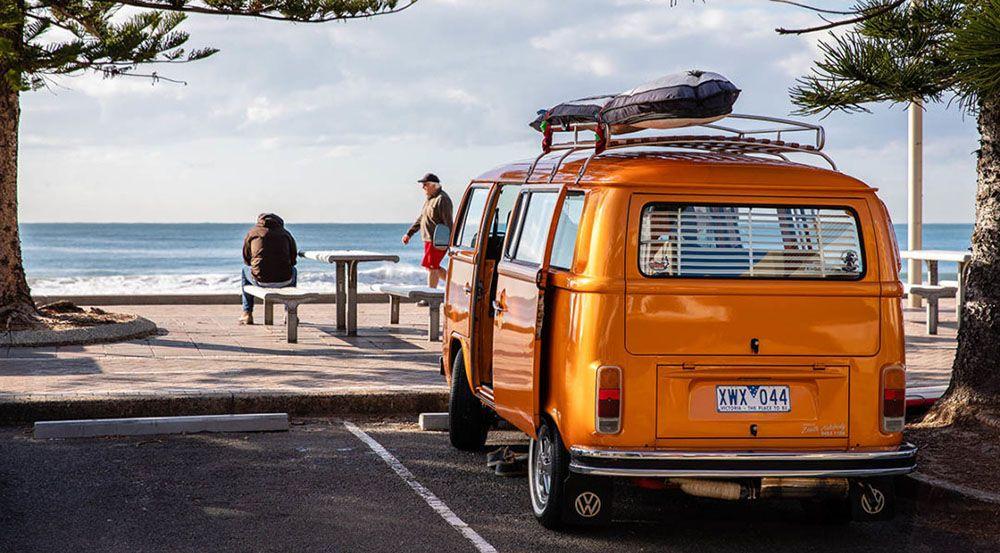 Reizen met een camper door Australië
