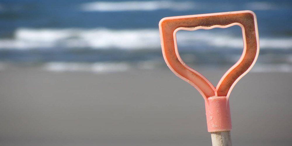 Strandzandschep