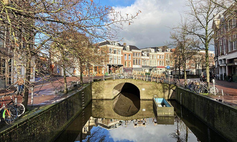 Leeuwarden, het kleine Amsterdam van het noorden