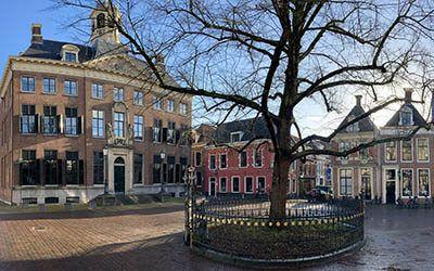 Stadswandeling door Leeuwarden, het Kleine Amsterdam