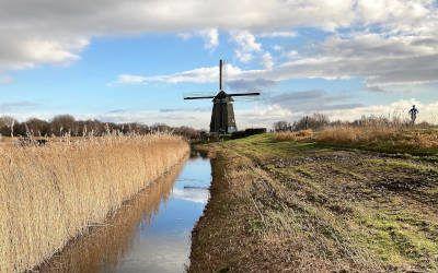 De Twiskeroute, een prachtige wandeling net boven Amsterdam