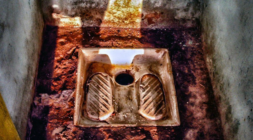 Hygiëne bij openbare toiletten