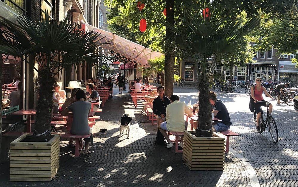 Streetfoodclub bij Janskerkhof