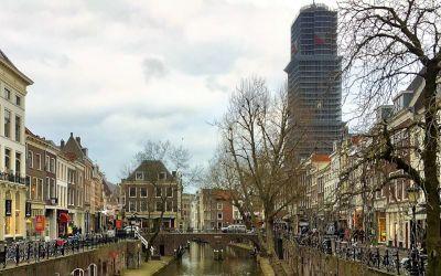 Stadswandeling door Utrecht: singels, parken en de binnenstad