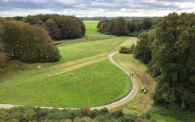 Vorstelijke wandeling op landgoed De Horsten
