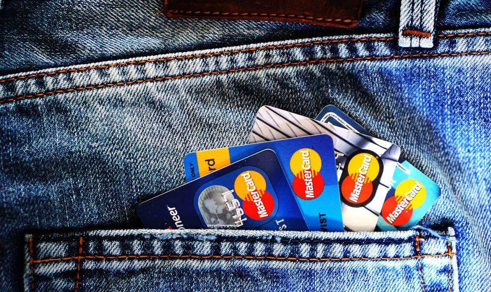 Veilig met creditcards op reis
