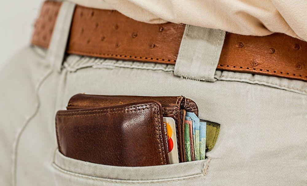 Veilig met je portemonnee op reis