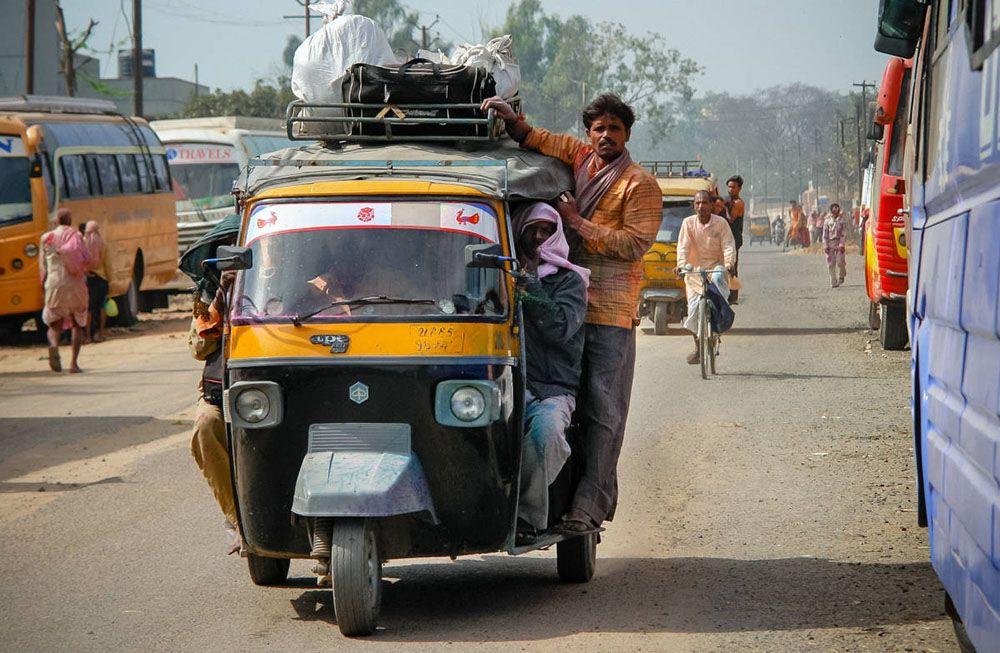 Veilig reizen met de taxi in India
