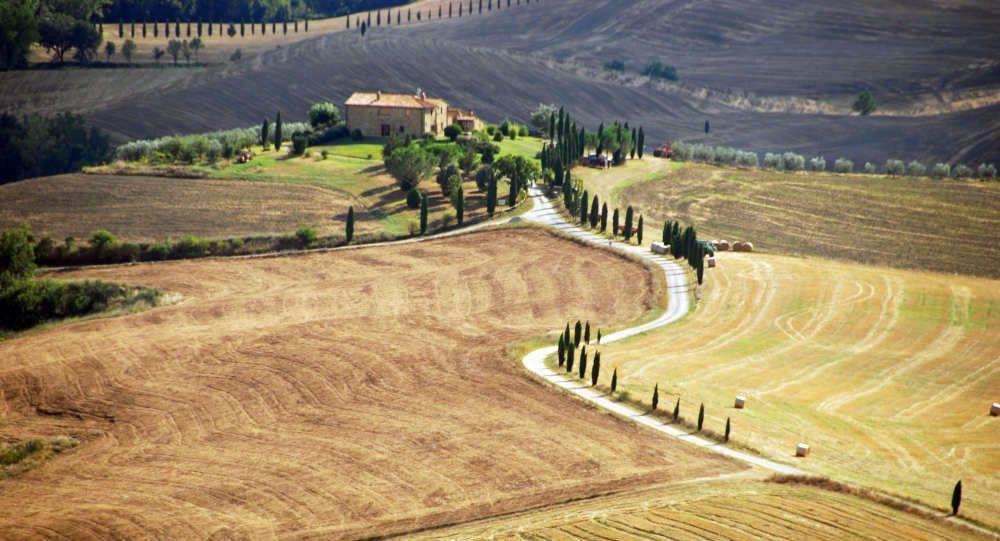 Autohuur in de Toscane, Italië