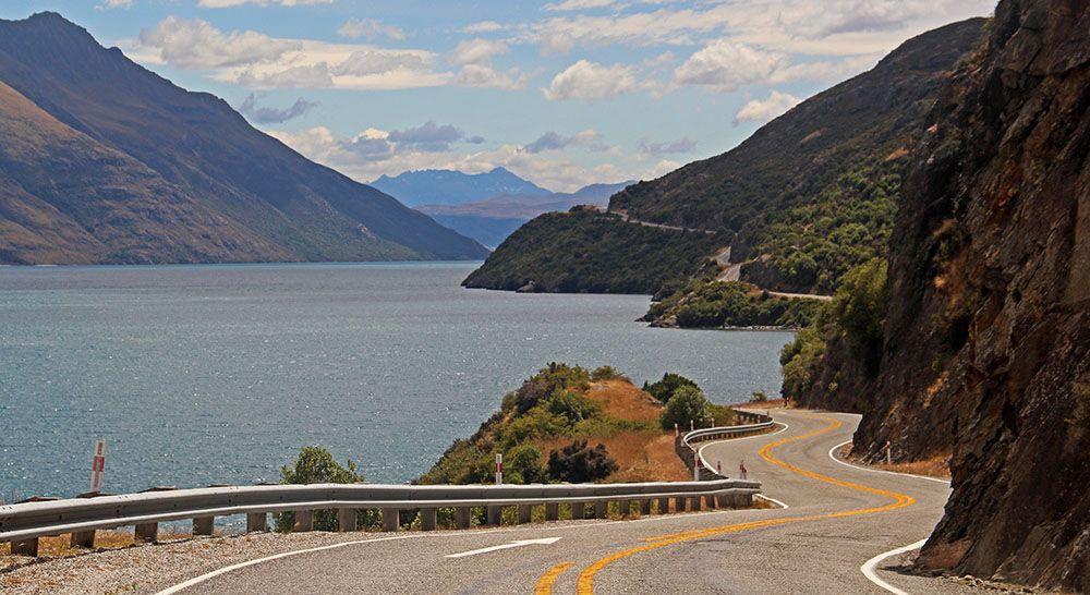 Autohuur in Nieuw-Zeeland