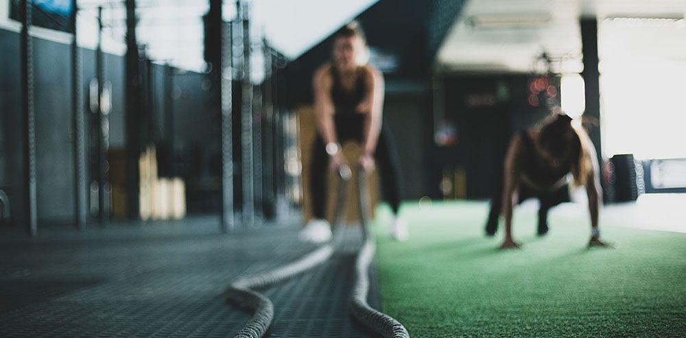 Fitnessen voor meer conditie