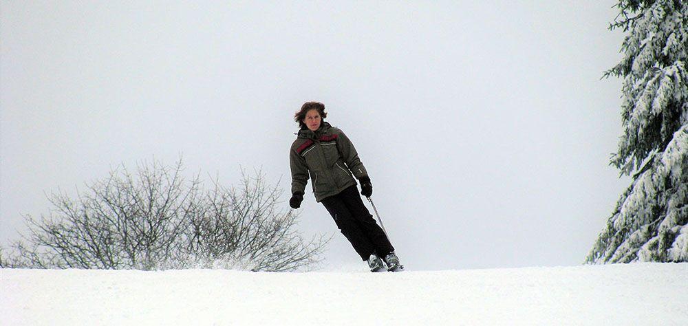 Rompstabiliteit tijdens het skiën