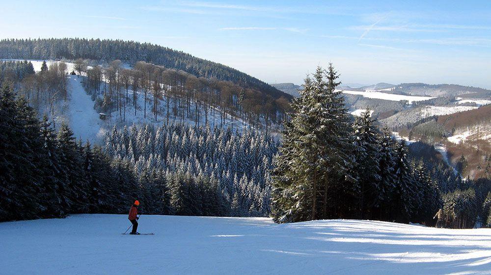 Skiën in Sauerland