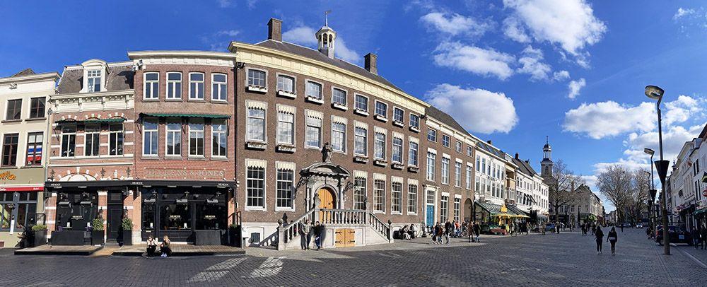 Grote Markt in Breda