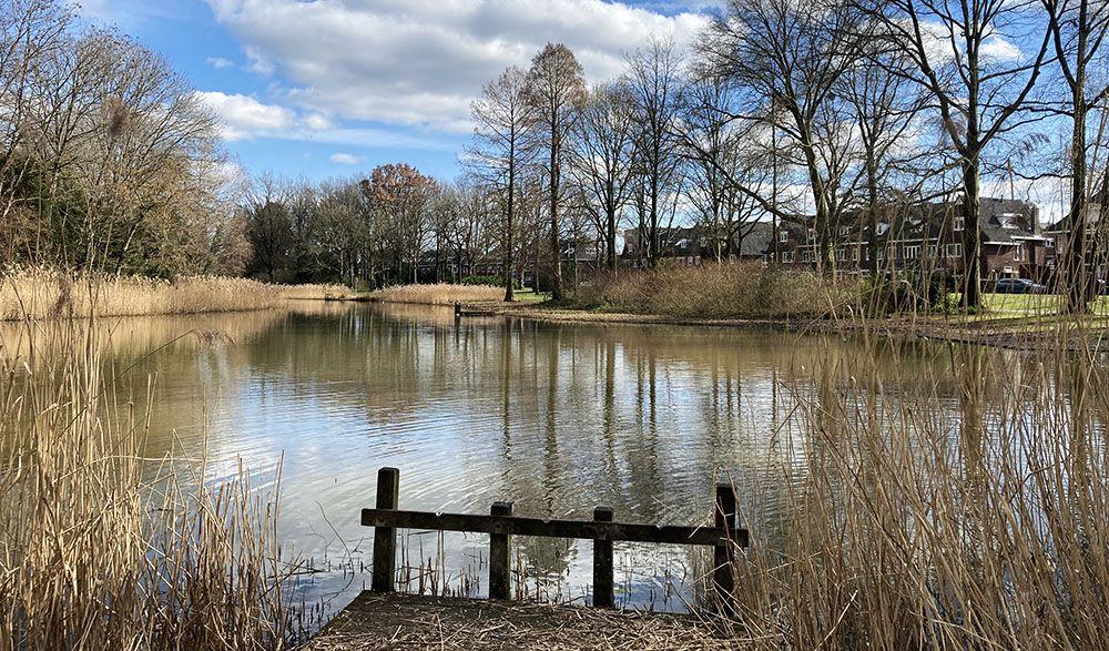 Van Sonsbeeckpark in Breda