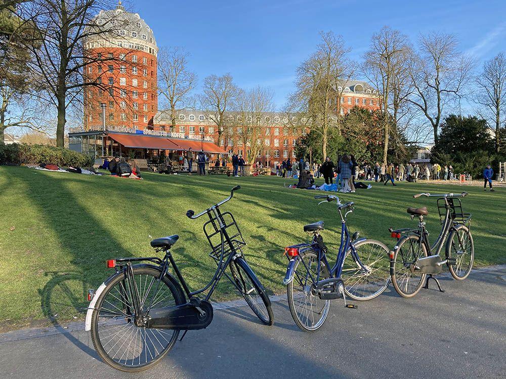 Valkenbergpark in Breda