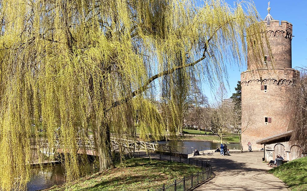 Kronenburgerpark in Nijmegen