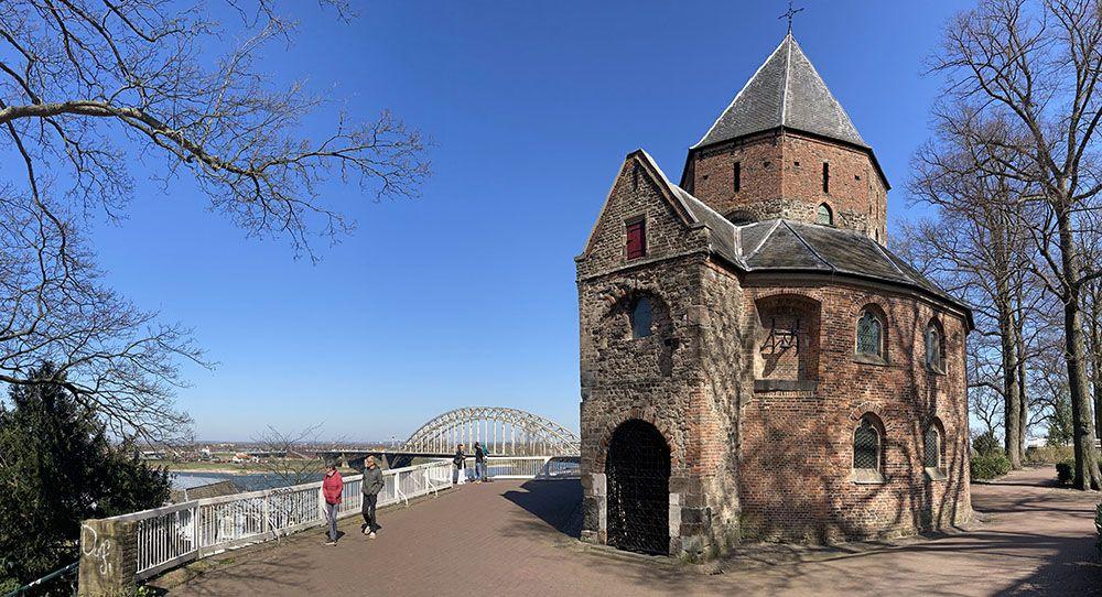 Valkhofpark in Nijmegen