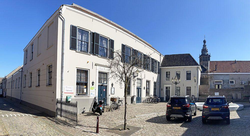 't Oude Weeshuis in Nijmegen