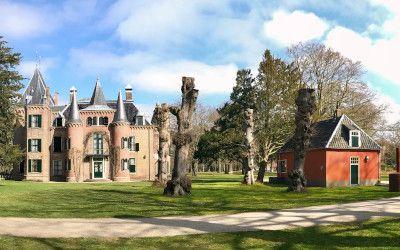 Wandeling bij Lisse: landgoed Keukenhof en bollenvelden