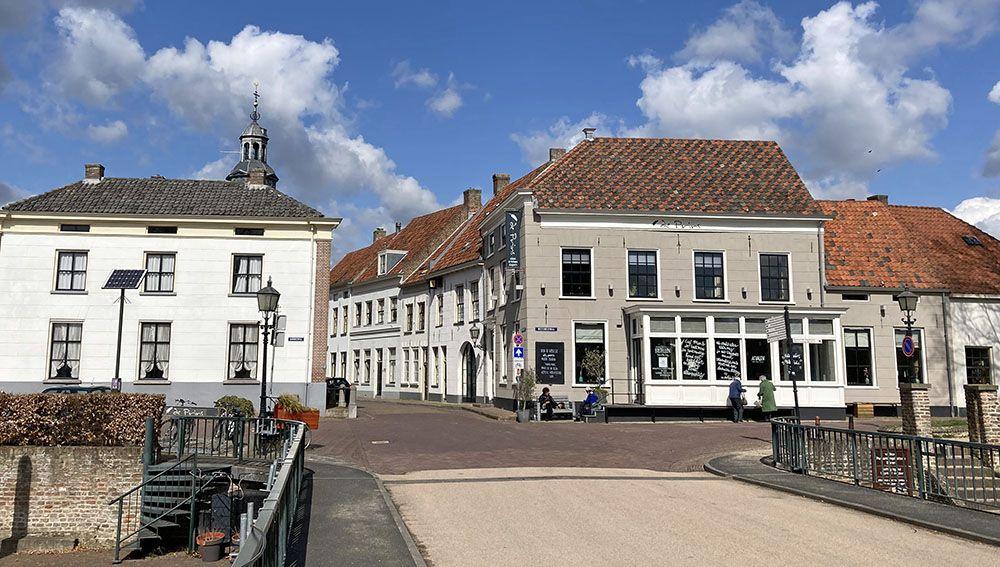 hotel restaurant De Prins in Buren